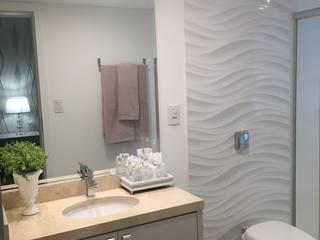 浴室 by KOSH Arquitetura & Interiores, 現代風