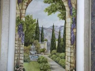 Klassischer Flur, Diele & Treppenhaus von Абрикос Klassisch