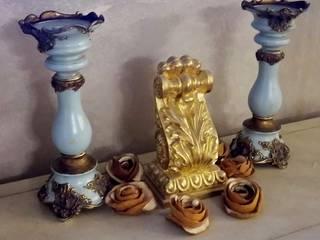 Абрикос Classic style living room Engineered Wood Turquoise