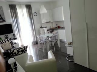 Salas de estar modernas por Paolo Baldassarre Architetto Moderno
