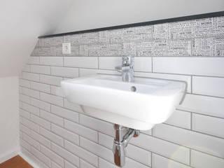 Bathroom by baufactum , Eclectic