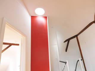 Corridor & hallway by baufactum , Eclectic