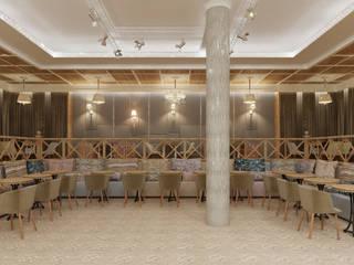 Orlova-design 酒吧&夜店 Beige