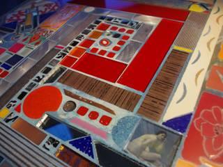 Tableaux en mosaïque par CHRISTOU Artiste/mosaïste Moderne