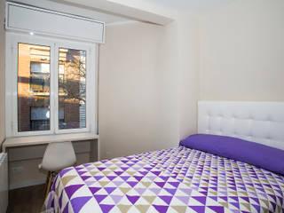 모던스타일 침실 by Grupo Inventia 모던 콘크리트