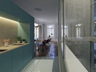 Gabriela Pinto Arquitetura Casas de estilo asiático