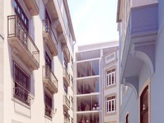 MAH : Casas  por Gabriela Pinto Arquitetura,Asiático
