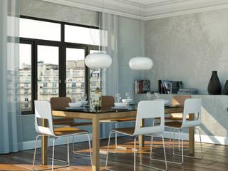 Ruang Makan Modern Oleh Paul Jaeger GmbH & Co. KG Modern