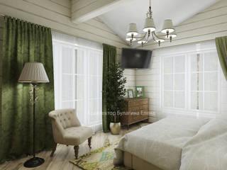 Kamar Tidur oleh Архитектурное Бюро 'Капитель', Country
