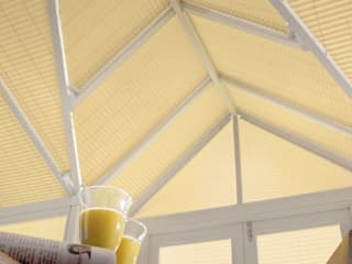 Conservatory Blinds & Roof Blinds 모던스타일 온실 by Thomas Sanderson 모던