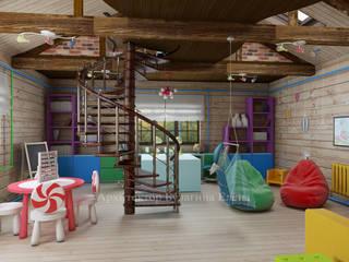 Nursery/kid's room by Архитектурное Бюро 'Капитель', Country