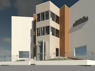 Reforma CEO Clínicas modernas por Office Duo Arquitetura e Interiores Moderno