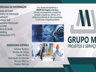 Projetos e Instalações por MJ Projetos e Serviços de Engenharia