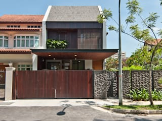 ming architects Rumah Modern