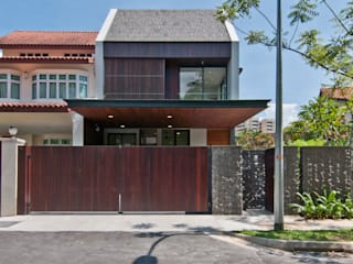 Modern Houses by ming architects Modern