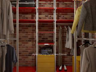 Dressing room by Архитектурное Бюро 'Капитель', Eclectic