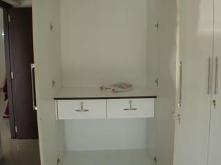 Kitchen-cupboard: modern  by SNA Vastu Infradesign ,Modern