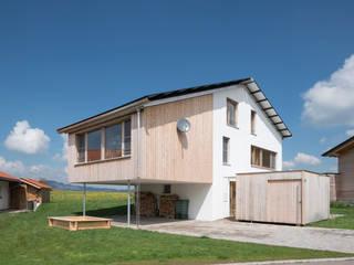 EFH J.: moderne Häuser von brack architekten