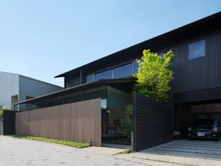 koto house: 柳瀬真澄建築設計工房 Masumi Yanase Architect Officeが手掛けた家です。