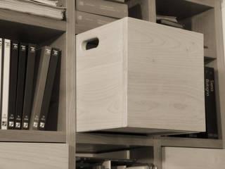 Studio G:  in stile  di Progetto Kiwi Architettura, Moderno