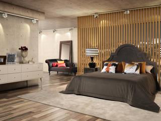 Laskasas BedroomBeds & headboards Textile Grey