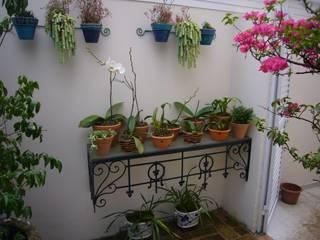 Jardines de estilo clásico por homify