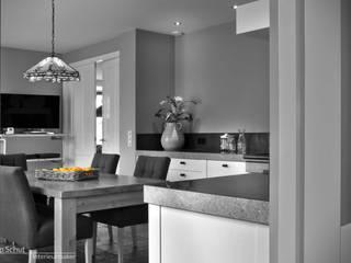 Joep Schut, interieurmaker Country style kitchen MDF White