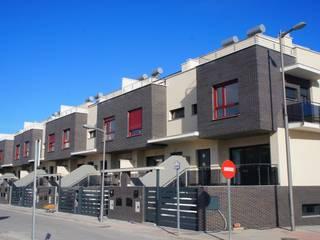 20 viviendas Unifamiliares : Casas de estilo  de ACM arquitectos