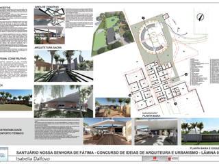 by Isabella Dalfovo Arquitetura , Interiores e Construção