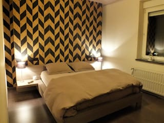 Aménagement d'une chambre: Chambre de style de style Moderne par Hom(m)eDesign