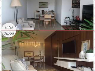 Projeto JC|V:   por Office Duo Arquitetura e Interiores