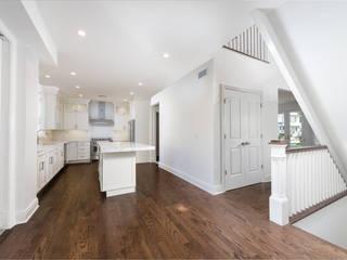HOMEREDI 現代廚房設計點子、靈感&圖片 石英 White