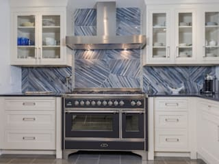 HOMEREDI Modern style kitchen Quartz Blue