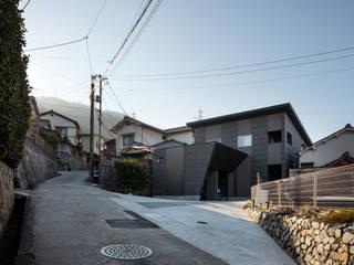 有限会社アルキプラス建築事務所 Modern houses Black
