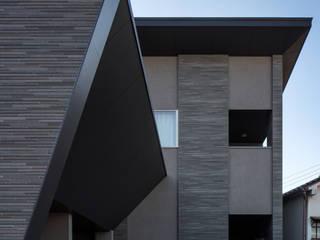 有限会社アルキプラス建築事務所 Modern houses Grey
