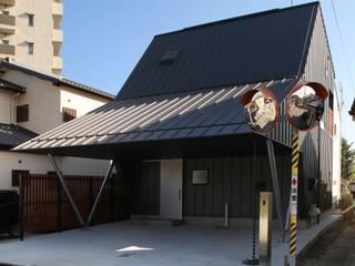 Nowoczesne domy od 加門建築設計室 Nowoczesny