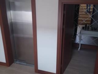İÇ KAPI sezgin inşaat-mobilya Pencere & KapılarKapılar Ahşap Beyaz