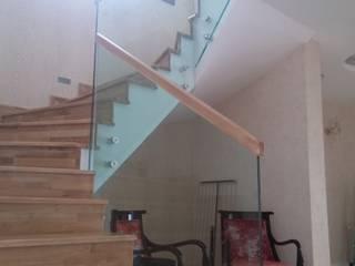 MERDIVEN sezgin inşaat-mobilya Koridor, Hol & MerdivenlerMerdivenler