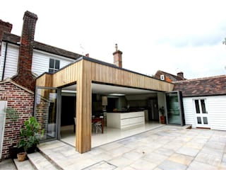External view:   by Manning Duffie Architects Ltd