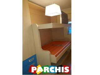 MONTAJES REALIZADOS POR MUEBLES PARCHIS. MUEBLES JUVENILES Dormitorios de estilo moderno de Muebles Parchis. Dormitorios Juveniles. Moderno