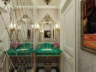 Classic style bathroom by Kerim Çarmıklı İç Mimarlık Classic