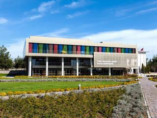 Gökmen Mimarlık – UOSB Müdürlük Binası:  tarz Evler