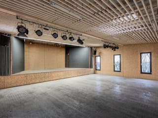 Pakula & Fischer Architekten GmnH Media room Wood