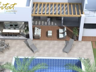 by Habitat arquitetura Tropical
