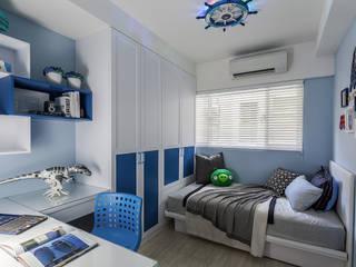 Classic style bedroom by 祥祥設計有限公司 Classic
