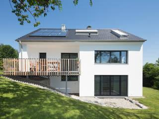 EFH H-K.: moderne Häuser von brack architekten