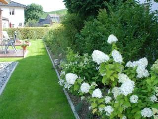 Hausgarten in Grevenstein Moderner Garten von wilhelmi garten- und landschaftsarchitektur Modern
