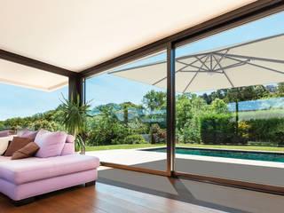 Moderner Garten von Solero Parasols Modern