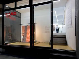 Sismo Gallery Estudios y despachos minimalistas de FUNDAMENTAL Minimalista