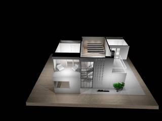 por Estudio AL - Arquitectura-Diseño Interior Moderno